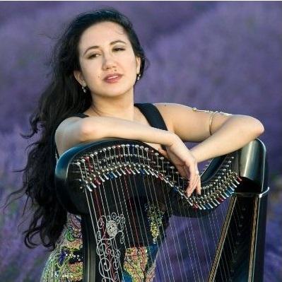 Ameylia SAAD présente au festival LES FESTIVES 2016