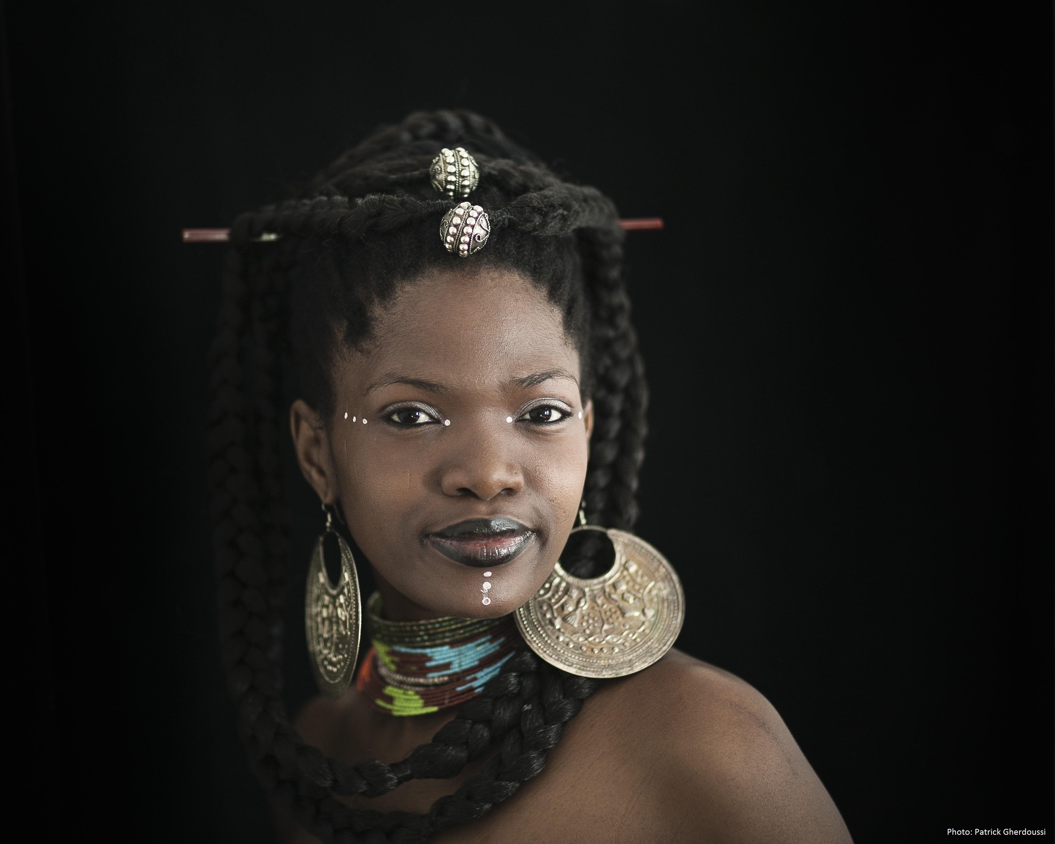La chanteuse Sibongile MBAMBO dites Bongi pour le festival LES FESTIVES 2016