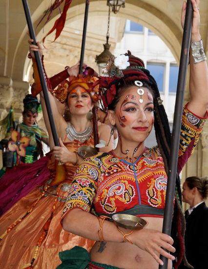 Cycloplume seront présentes au festival LES FESTIVES 2016 à Marseille