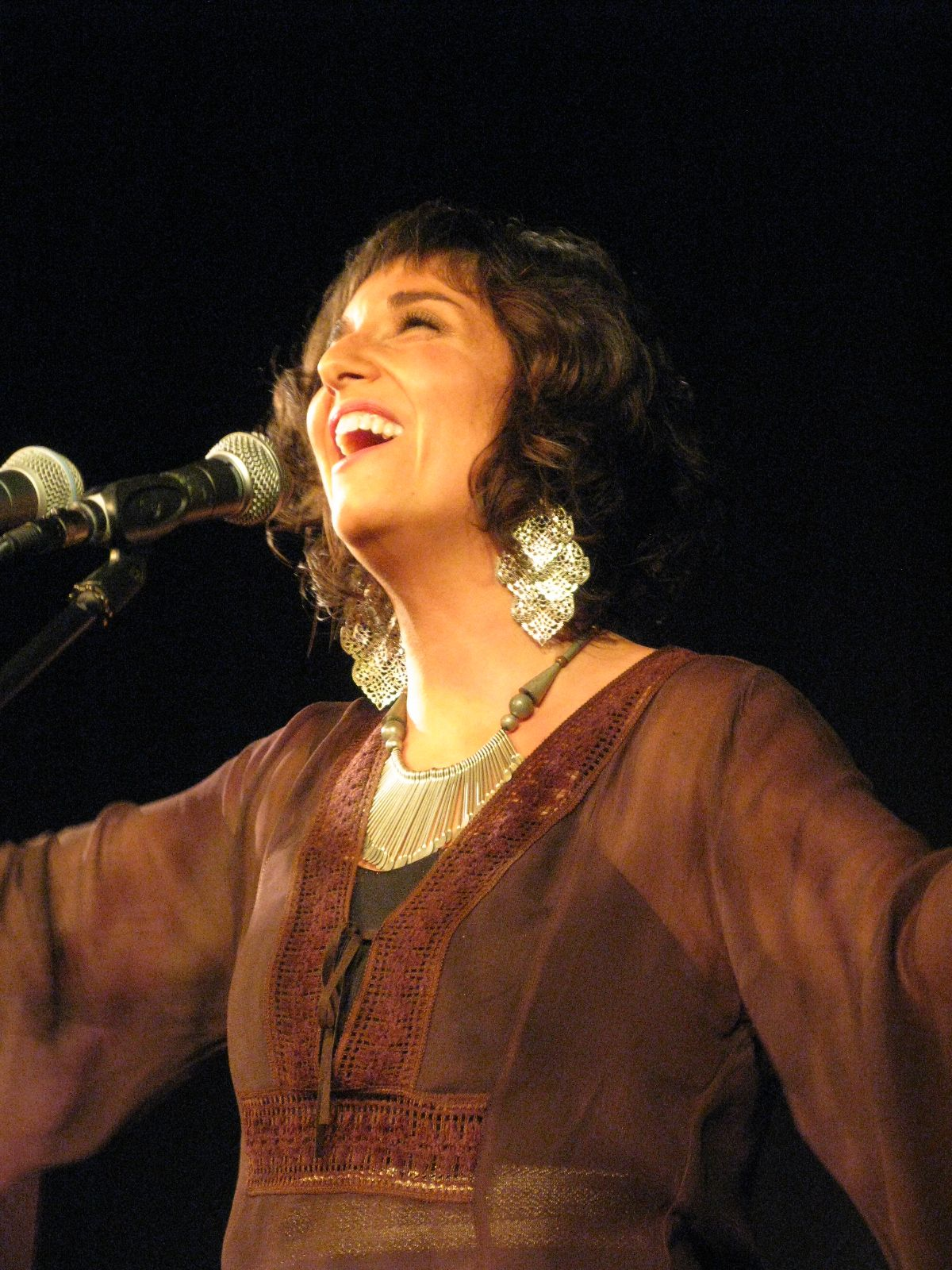 Deborah NABET sera présente au festival LES FESTIVES 2016