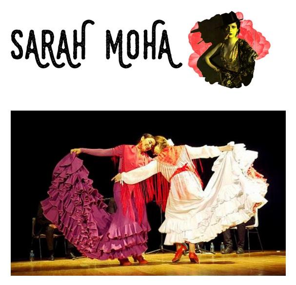 Affiche Sarah Moha 2016