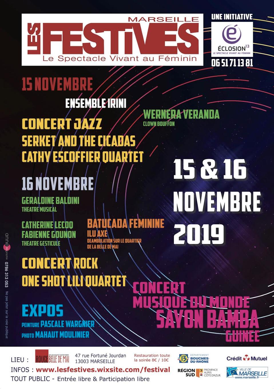 Les Festives 2019