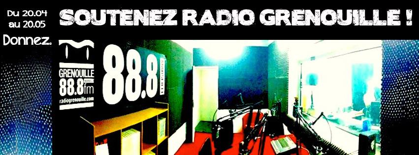 Eclosion 13 sur Radio Grenouille
