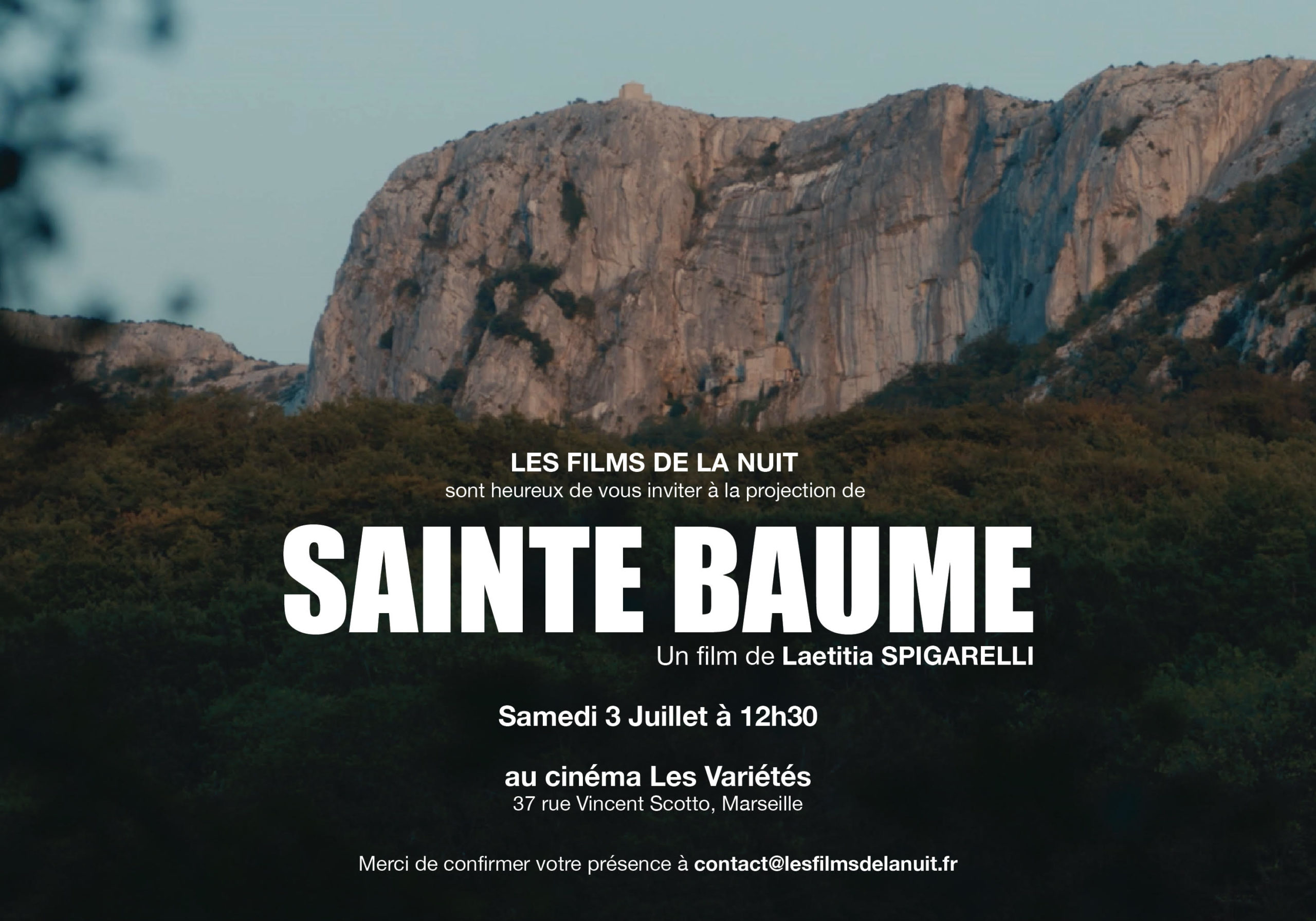 Sainte Baume Cinema