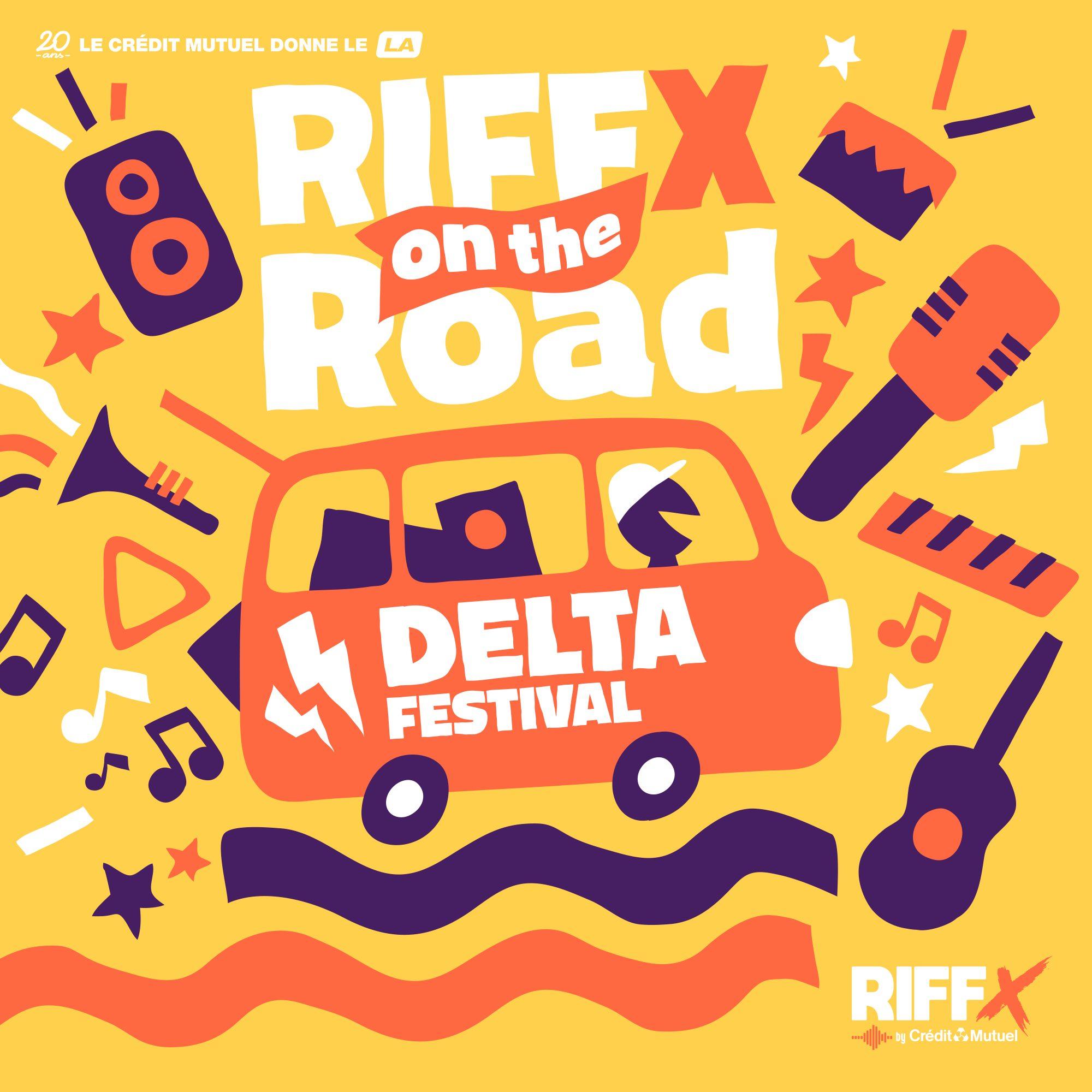 Lisa Meriot au micro de RIFFX – Podcast